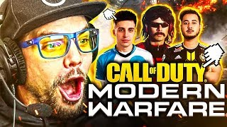 LA DREAMTEAM sur Call of Duty MODERN WARFARE !! (Gameplay Multijoueur COD MW 2019)