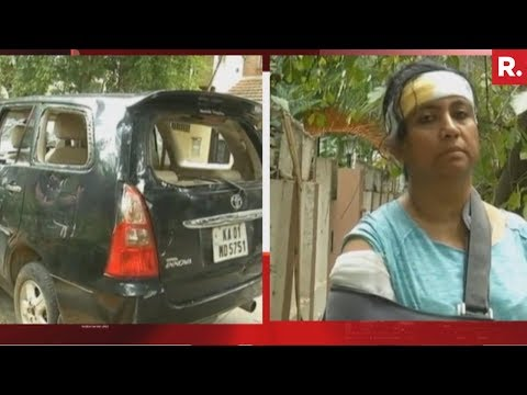 Bengaluru Woman Attacked For Exposing Illegal Cow Slaughter