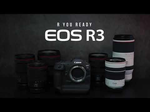 Canon EOS R3 - Preview Highlights