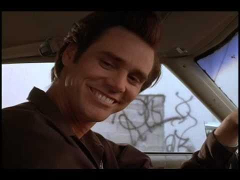 Ace Ventura-Funny scene