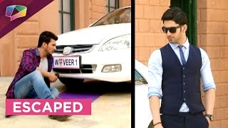 Naina co-incidently saves Raghav's life