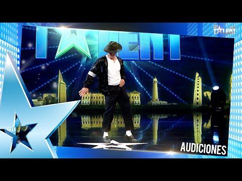 ¡Este Michael Jackson robot no era lo que el jurado esperaba!