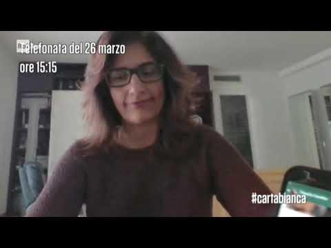 Coronavirus, le case di riposo - #cartabianca 31/03/2020