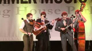 "Punch Brothers, ""Ophelia,"" Lowell, MA 8/5/2011"
