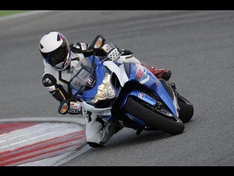 Bridgestone S20 Sportreifen Test Portimao