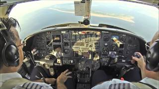 Citation V Jet - GPS approach - liveATC