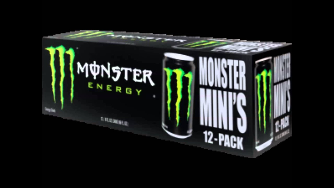 Monster Energy Mini39s 12 Pack First Look Youtube