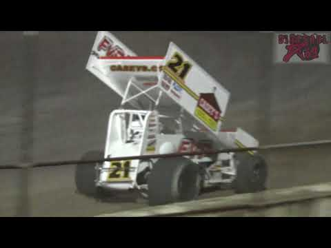 81 Speedway Air Capital Shootout Night Two - 3-31-18 - 360 Sprint Cars A Feature