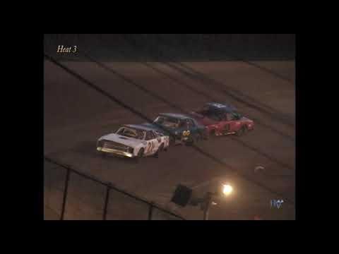 Street Stocks - Butler Motor Speedway 5.19.2001
