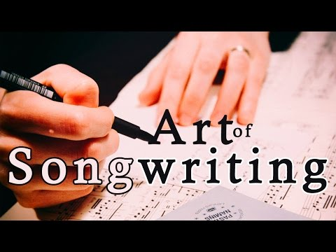 The Art of Song Writing with Andy Robison