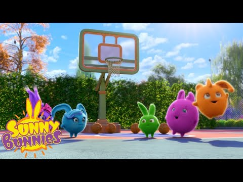 Cartoons For Children | Sunny Bunnies FLUFFY-EARED TEAM | NEW SEASON | Funny Cartoons For Children