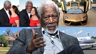 Morgan Freeman's Lifestyle ★ 2019