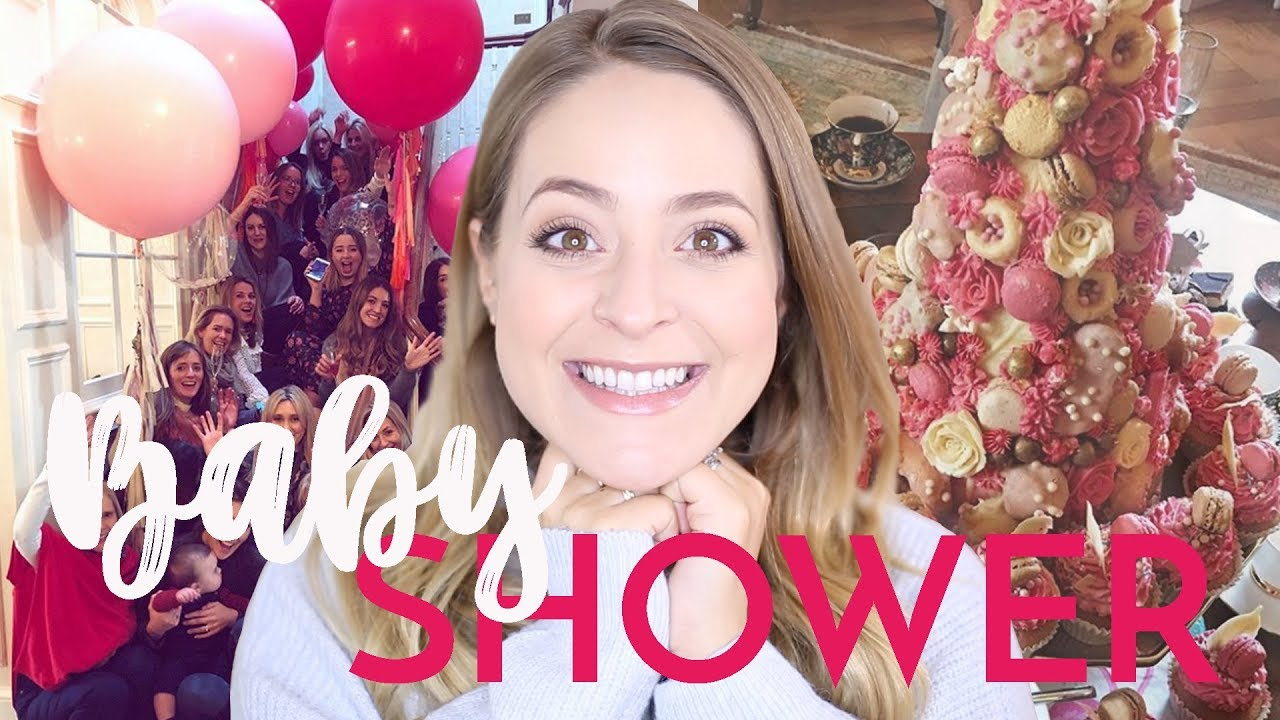 e0872e1e8d2 What I Got For My BABY SHOWER | Fleur De Force - YouTube