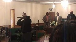 "PASTOR TIM ROGERS AND THE FELLAS ""DONT LET US FALL"" BY JAMES MCGHEE III PT2"