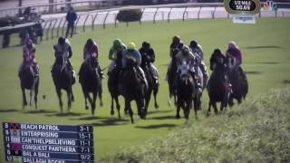 WOODFORD RESERVE TURF CLASSIC S, G1 STAKES $500,000 2017 DIVISIDERO 1