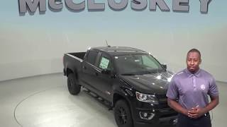 190256 - New, 2019, Chevrolet Colorado, Z71, Test Drive, Review, For Sale -