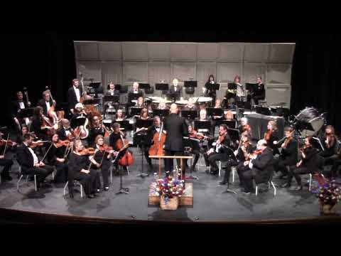 Beethoven Symphony No 3, mvt. 1 performed by the Muscatine Symphony Orchestra