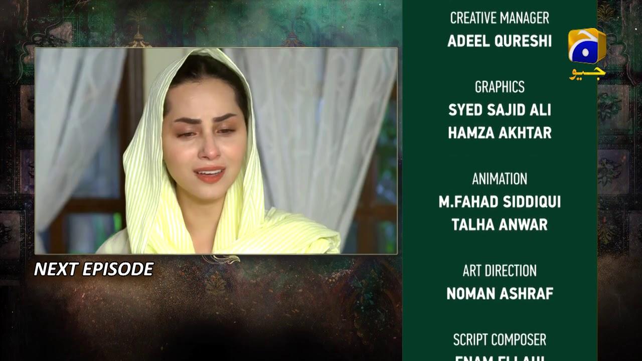 Mujhe Khuda Pay Yaqeen Hai - Ep 34 Teaser - 1st March 2021 - HAR PAL GEO