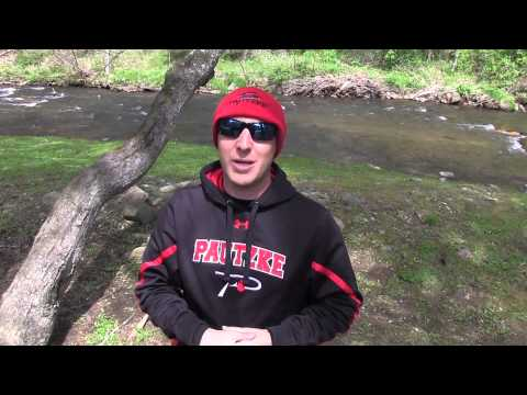 Trout Fishing Tennessee's Doe River