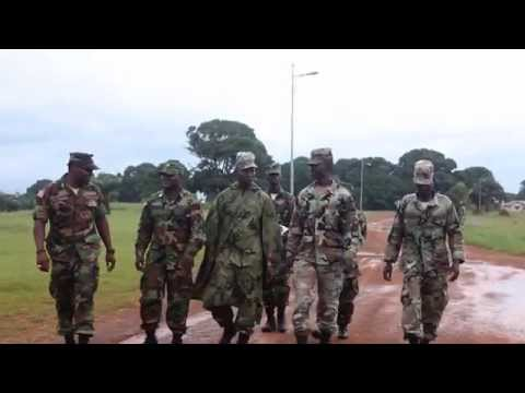Protecting health care: Liberia Army is setting the example