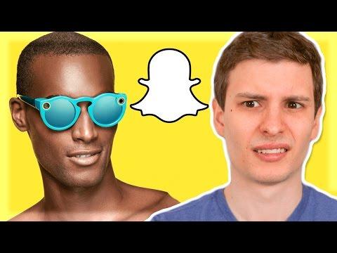Snapchat Glasses?  Uhh No Thanks...