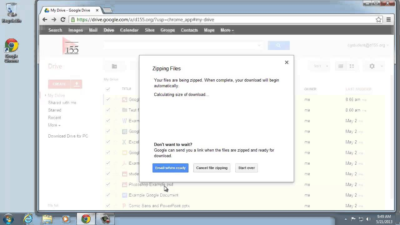 Exporting Your Files From Google Drive   blatti net