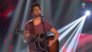 Noah Levi Photograph & eigener Song The Voice Kids Germany (Blind Auditions 1)/27/2/2015 HD