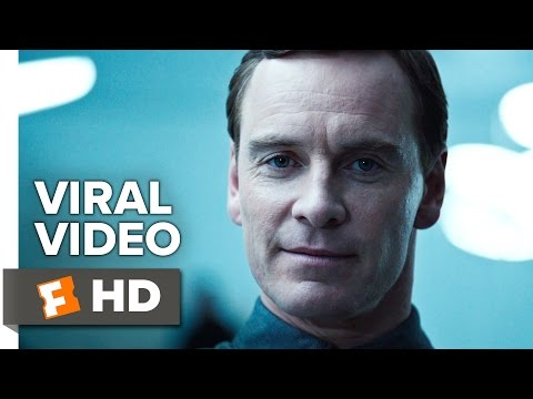 Thumbnail: Alien: Covenant VIRAL VIDEO - Meet Walter (2017) - Michael Fassbender Movie