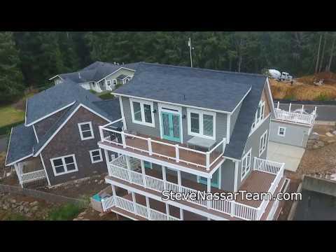 Three Level Custom Home in Lincoln City | Oregon coast real estate