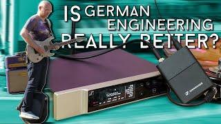 Why you need a Pro Wireless! Sennheiser EW-D Instrument Kit