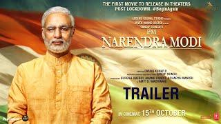 PM Narendra Modi  Official Trailer   Vivek Oberoi,Omung Kumar   Sandip Ssingh  Re-Releasing - 15 Oct
