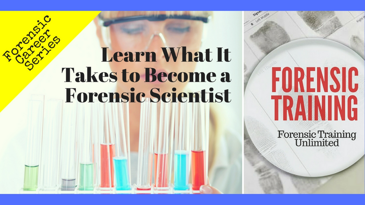 becoming a forensic scientist Forensic science is a dynamic and exciting field we provide an overview of the five major steps to become a forensic science technician.