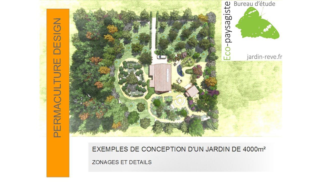 Permaculture Design Exemples De Conception Youtube