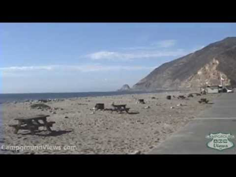 CampgroundViews.com - Thornhill Broome Beach Point Mugu State Park Malibu California CA