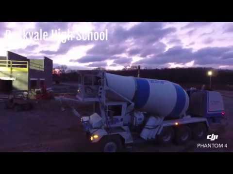 Rockvale High School | Murfreesboro, TN | Hemma Concrete