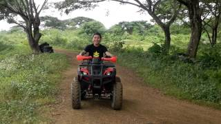 ATV riding sah Wild, Wild, West Balamban, Cebu City