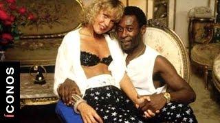 El loco amor entre Xuxa y Pelé