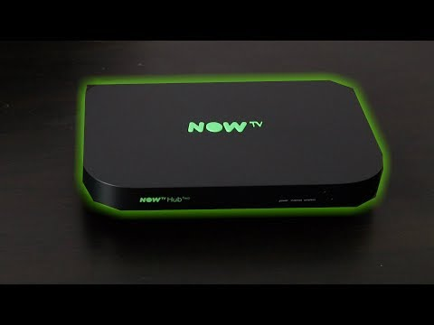 NOW TV Hub Two Unboxing & First Look