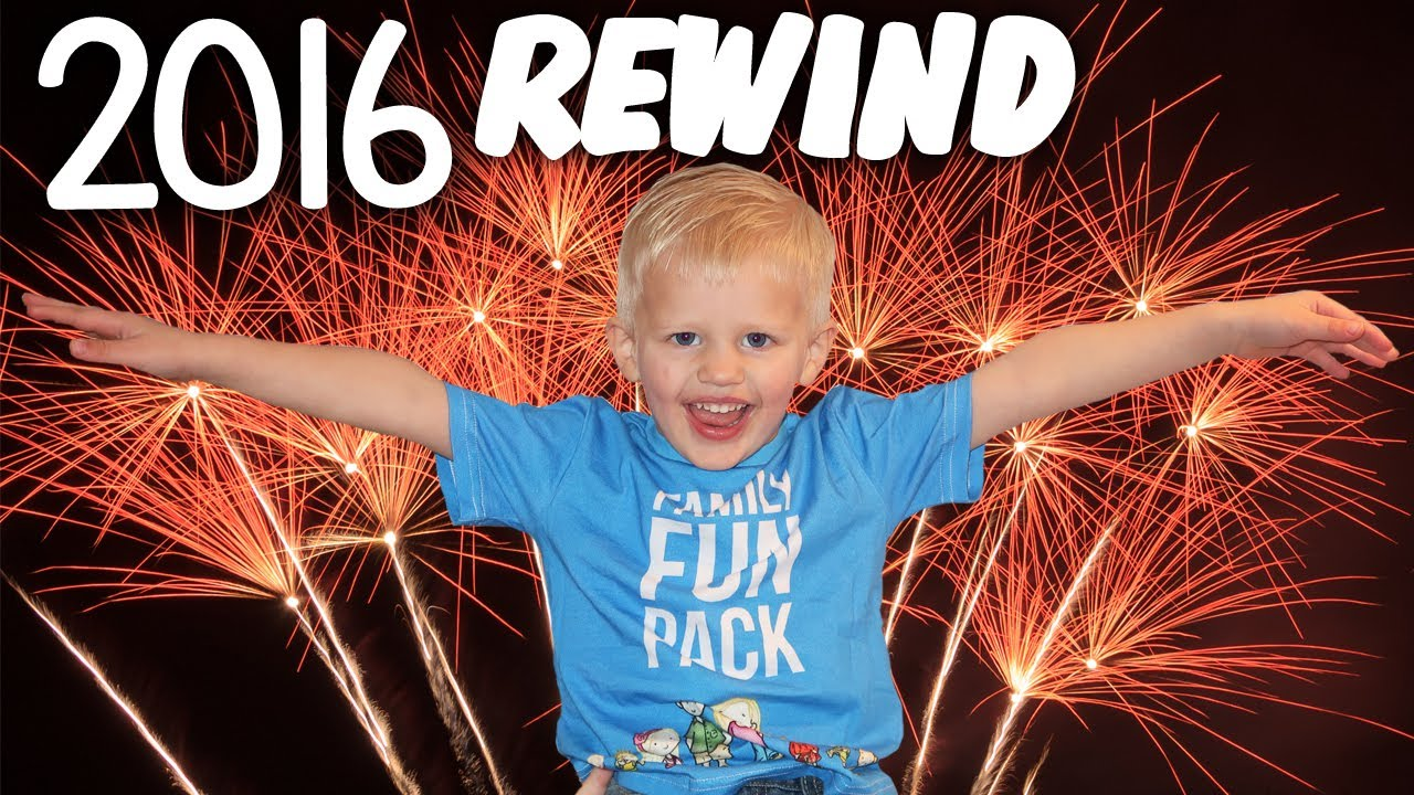 Family Fun Pack 2016 Compilation OUR BIGGEST YEAR YET