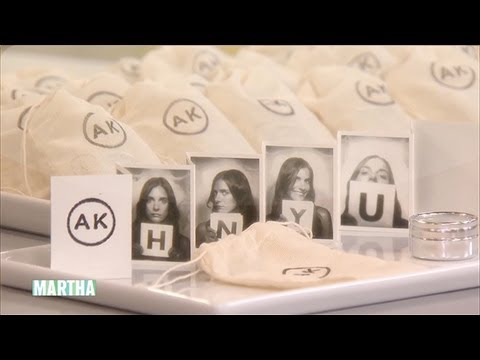 Photo Favors - DIY Wedding Ideas - Martha Stewart Weddings