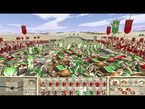 Rome Total War Julii - 101 - De Brug bij de Tigris