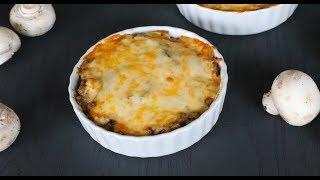 Жульен с грибами и курицей - Вкусное и нежное блюдо - ВКУСНОТА НЕВЕРОЯТНАЯ