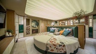 Дачный ответ: проект «Гостиная вокруг дивана» при участии Cosmorelax