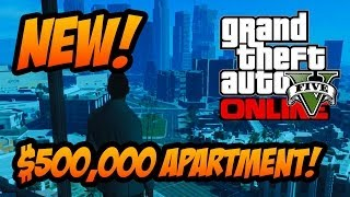 GTA 5 Online - High Life Update, All 5 NEW Apartments! View, Price, Interior & Location! (GTA 5 DLC)