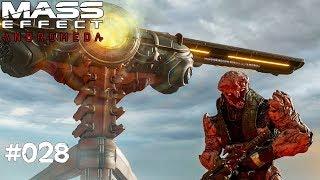 MASS EFFECT ANDROMEDA #028 - Eos Kett Basis - Let's Play Mass Effect Andromeda Deutsch / German