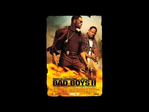 Dr Dre  Bad Boys II musical score Beat 1