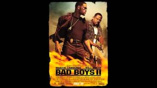 Dr. Dre - Bad Boys II musical score (Beat 1)