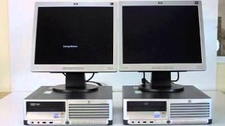 dc7600 xp vs win7 boot comparison