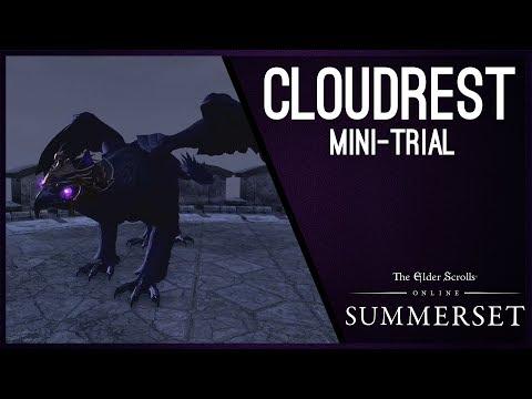 Cloudrest veteran Full Run, Cloudrest Trial - Summerset PTS