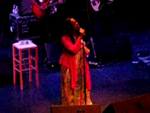 Lalah Hathaway @ the August Wilson Cultural Center, Pittsburgh,PA